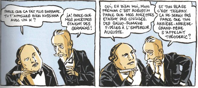 L'histoire de France en bandes dessinées Histoi10