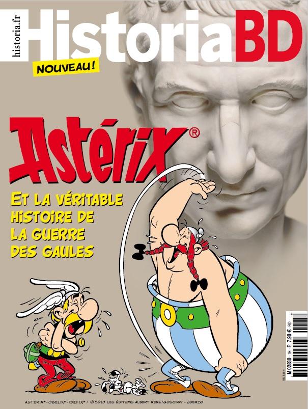 Historia BD, une nouvelle revue Histor11