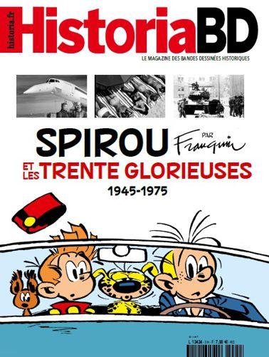 Historia BD, une nouvelle revue Histor13