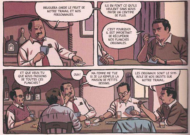 Les BD qui racontent la BD - Page 3 Hiver-11