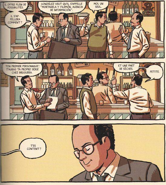 Les BD qui racontent la BD - Page 3 Hiver-12