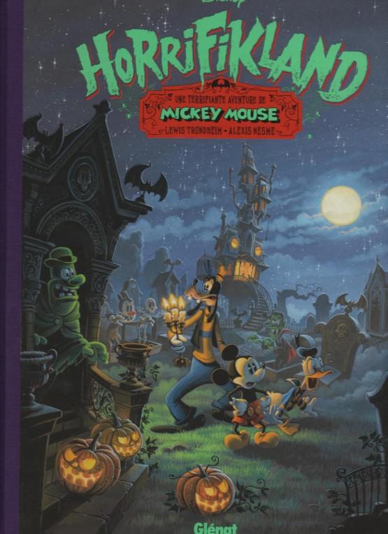 Mickey par Iwerks, Gottfredson et les autres - Page 11 Horrif10