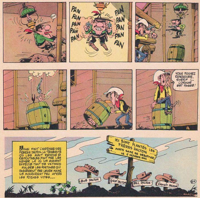 Planches disparues des albums de BD - Page 2 Hors-l11