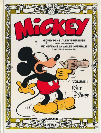 Tous les albums de Mickey Intzog10