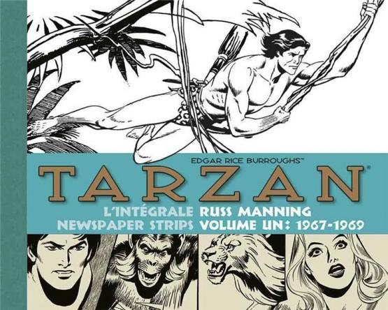 Tarzan par Russ Manning : réédition - Page 2 Intzog11