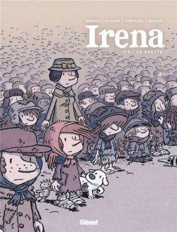 Bandes dessinées pour enfants Irena-10