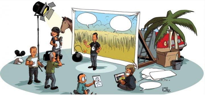 Le 9ème Art à la télévision - Page 3 Kaboom10