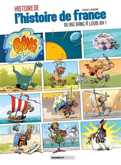 L'histoire de France en bandes dessinées L-hist10
