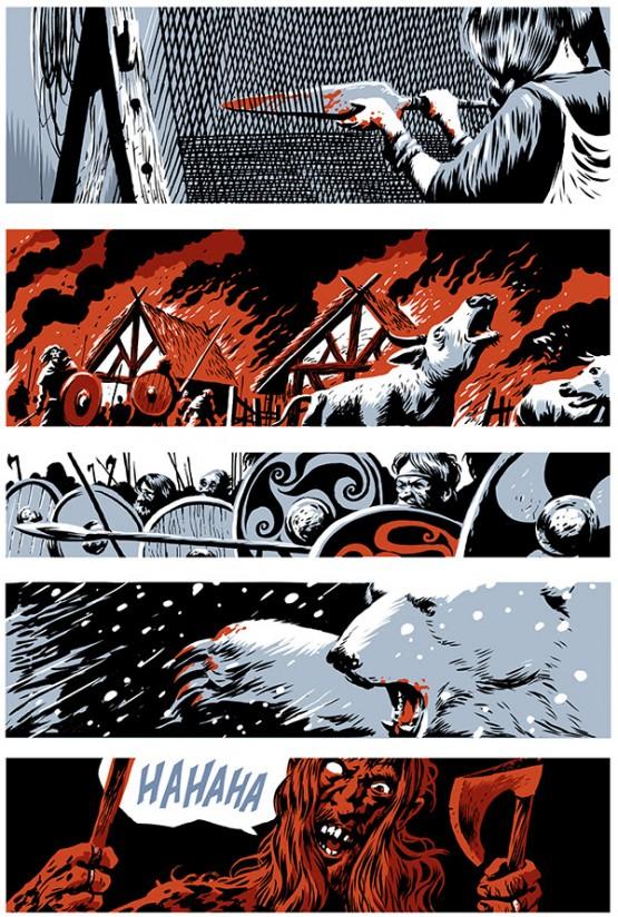 Avis divers sur diverses séries historiques - Page 6 L_exil13