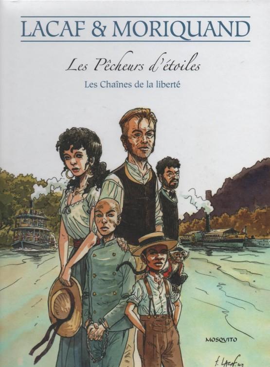 Fabien Lacaf et la BD historique Lacaf-11