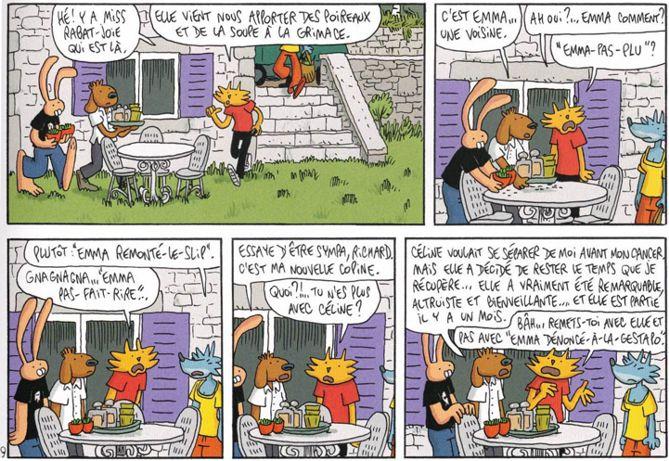 Lewis Trondheim et les fausses confidences - Page 3 Lapino13