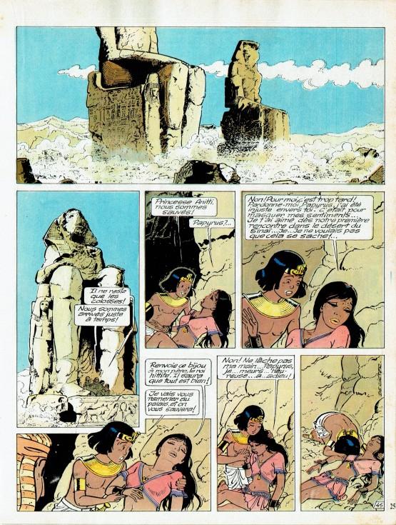 Papyrus par De Gieter - Page 3 Larmes10