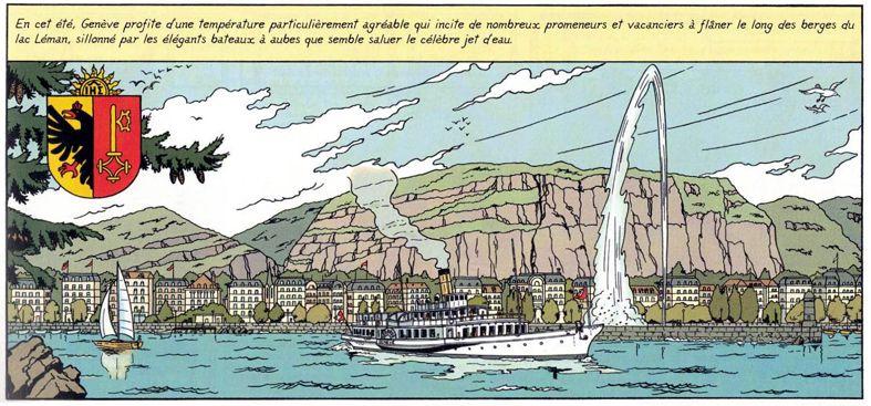 La Suisse dans la BD - Page 4 Lefran16