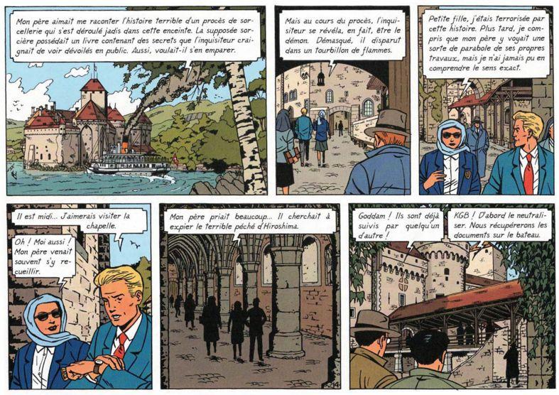 La Suisse dans la BD - Page 4 Lefran19