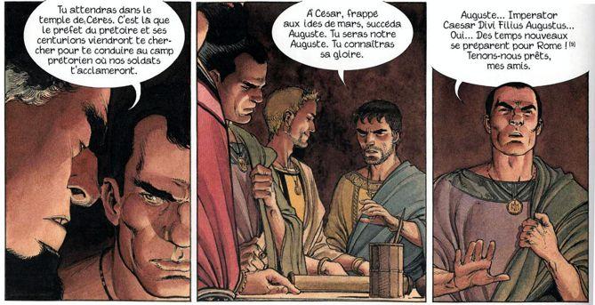 Murena a t-il remplacé Alix ? - Page 9 Lemuri11