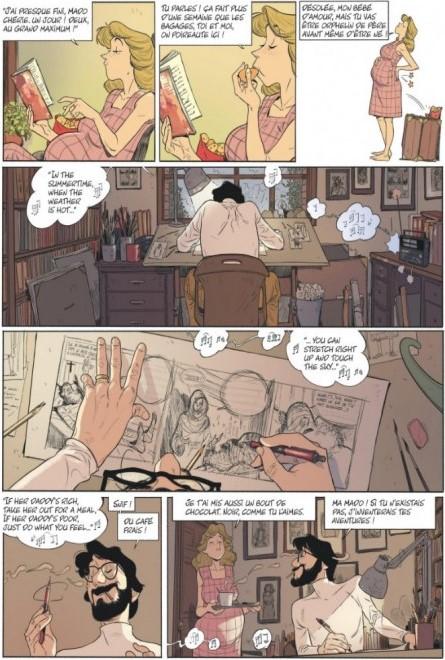 Zidrou scénariste à tout faire - Page 2 Les-be13