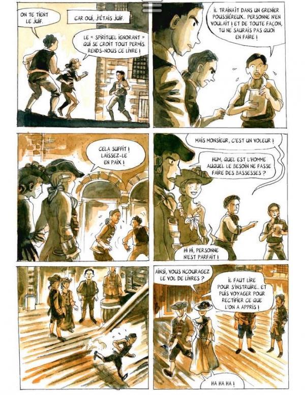 """Les """"biopics"""" en BD - Page 2 Lorenz11"""