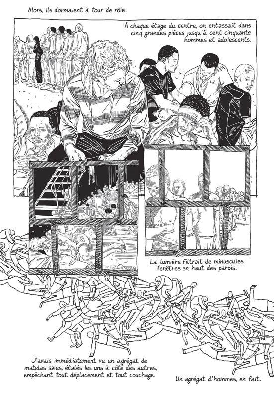 Voyages et bandes dessinées - Page 2 Lybie-11