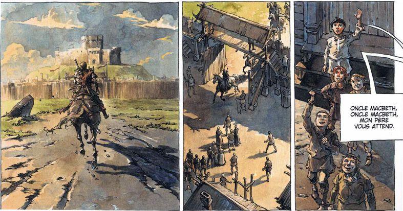 Guillaume Sorel l'artiste Macbet12