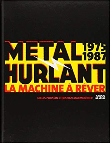 Métal Hurlant et Jean-Pierre Dionnet Machin11