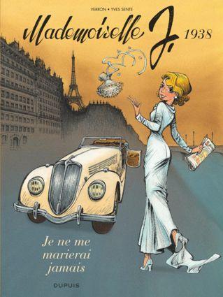 Mademoiselle J et Ptirou par Yves Sente et Laurent Verron Mademo10