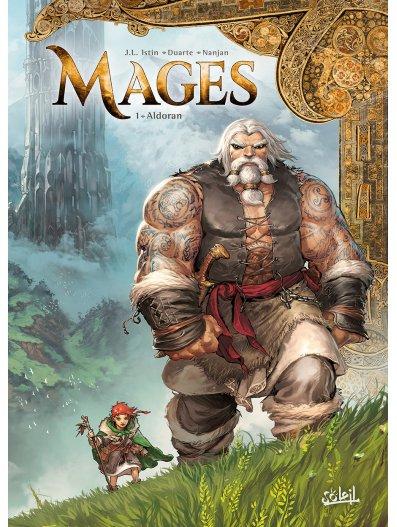 La BD et l'heroic fantasy Mages-10
