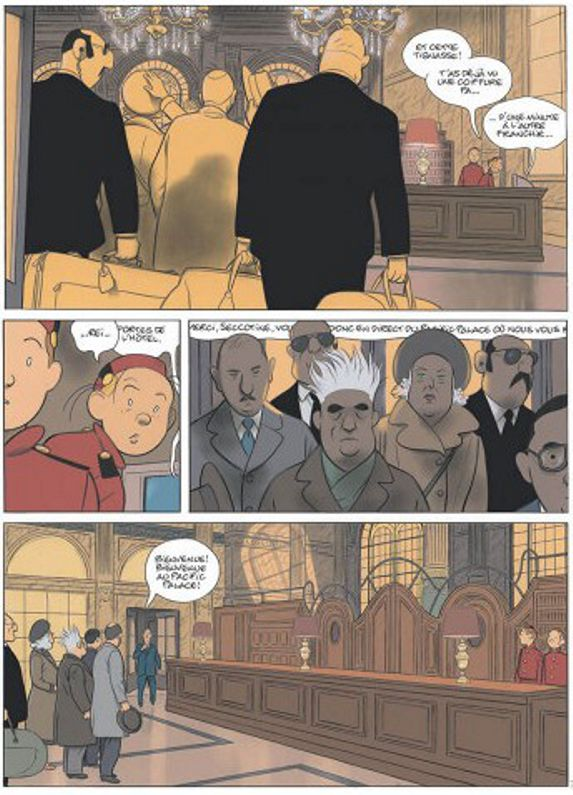 Spirou et ses dessinateurs - Page 12 Magic-12