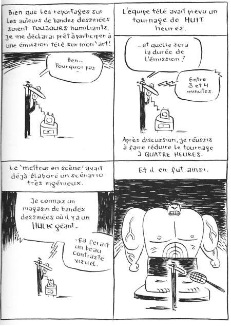 Les BD qui racontent la BD - Page 3 Mahler12