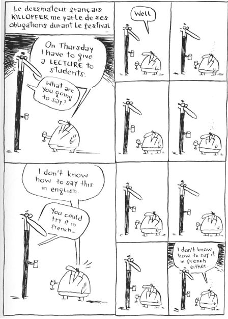 Les BD qui racontent la BD - Page 3 Mahler13