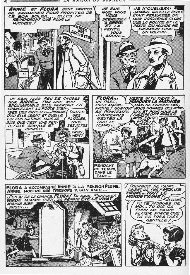 Darrell McClure, Nicholas Afonsky et la saga de la Petite Annie - Page 5 Maison35