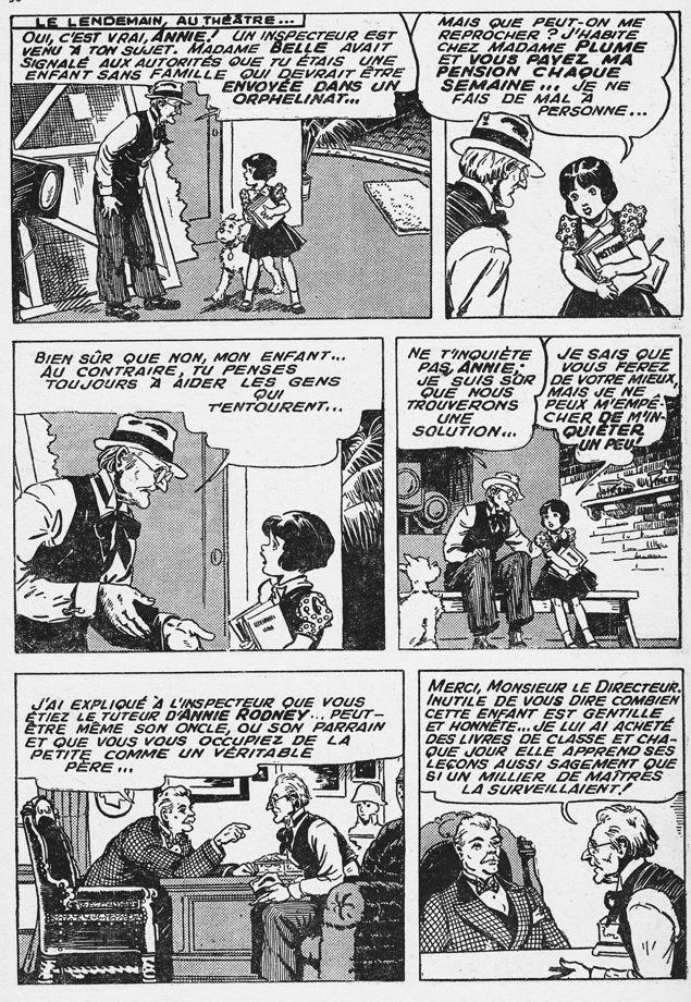 Darrell McClure, Nicholas Afonsky et la saga de la Petite Annie - Page 5 Maison43
