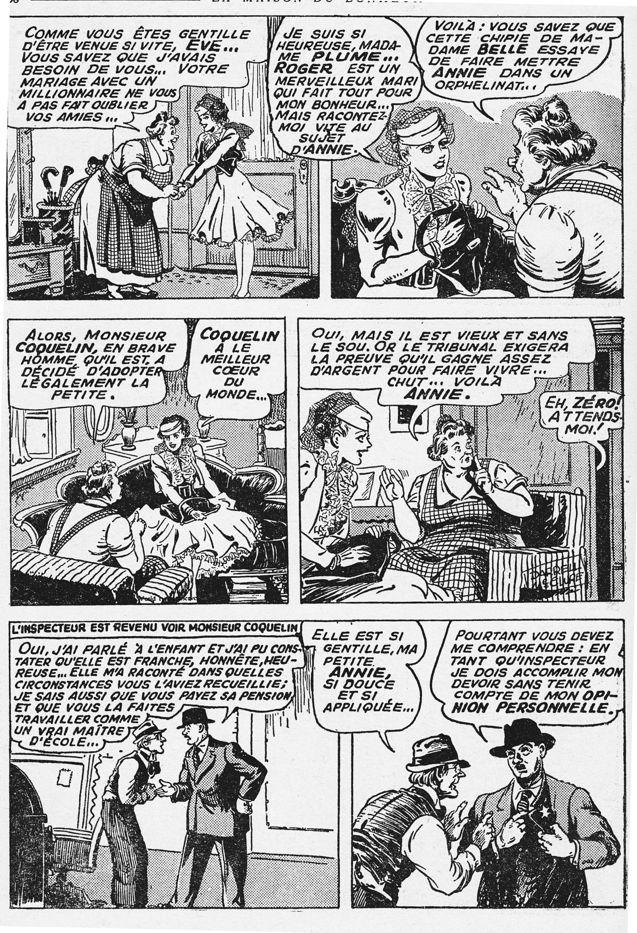 Darrell McClure, Nicholas Afonsky et la saga de la Petite Annie - Page 5 Maison46