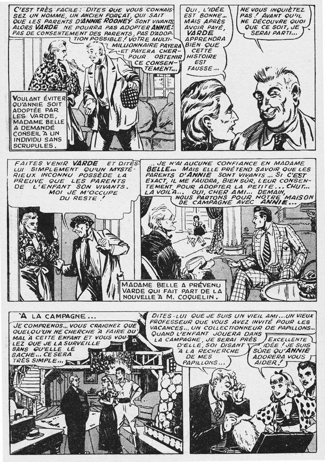 Darrell McClure, Nicholas Afonsky et la saga de la Petite Annie - Page 5 Maison53