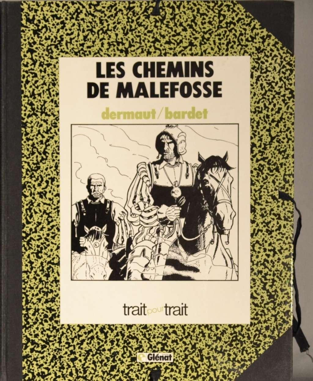 François Dermaut, Malefosse et l'Histoire - Page 2 Malefo10