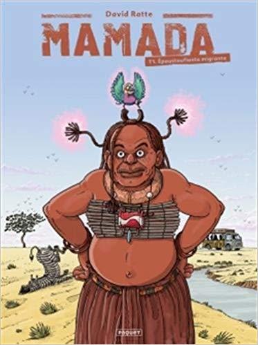 Voyages et bandes dessinées Mamada10
