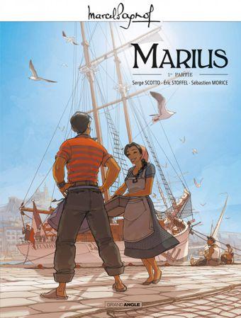 Bande dessinée et littérature - Page 2 Marius11