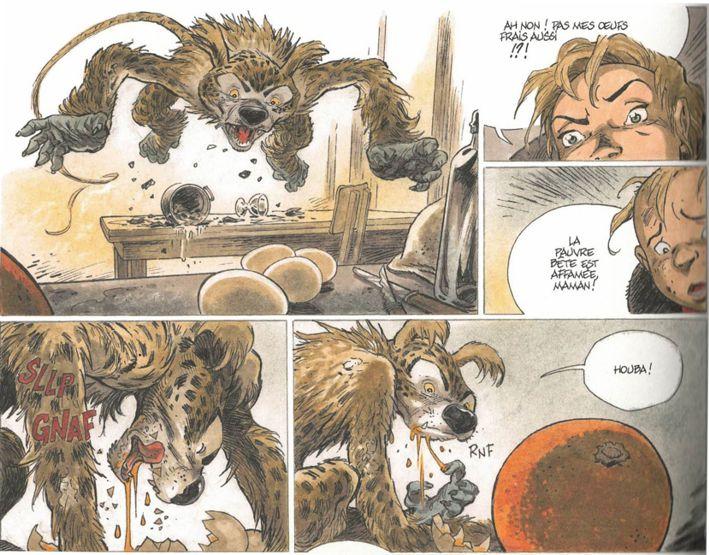Zidrou scénariste à tout faire - Page 2 Marsup11