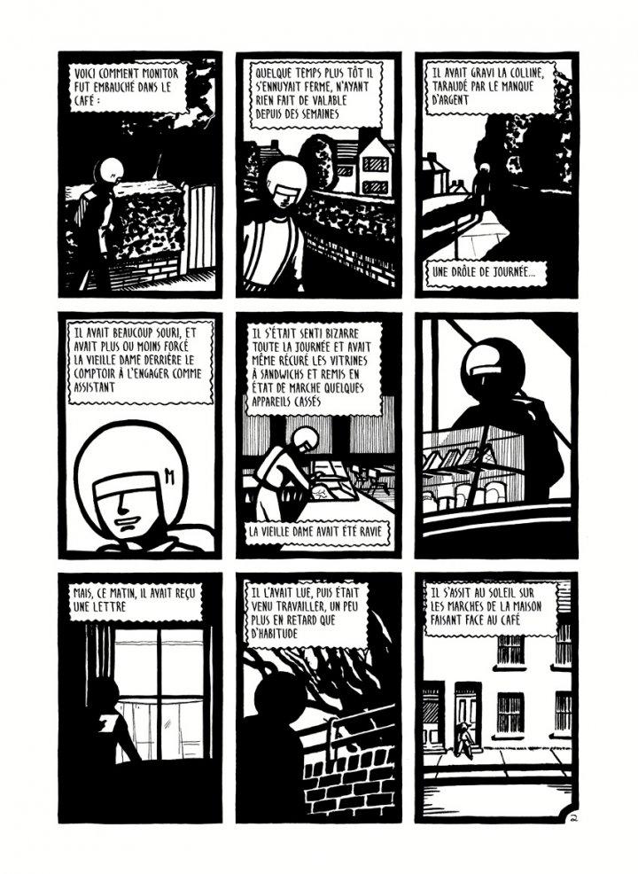 Les romans graphiques - Page 2 Mauret11