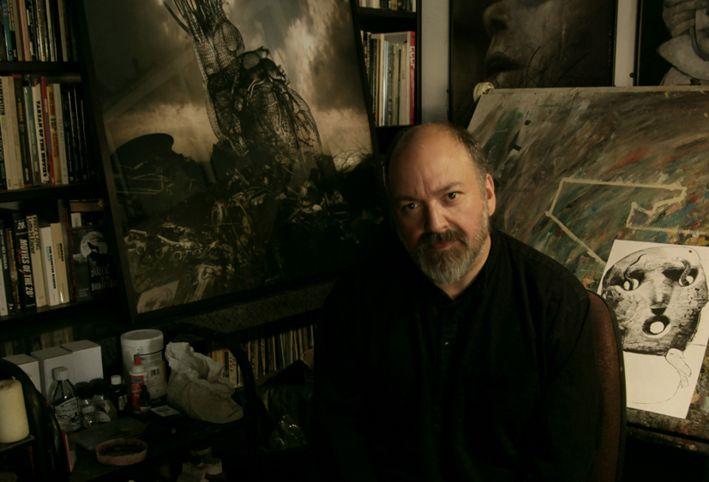 Dave McKean, artiste de la BD Mckean10