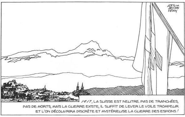 La Suisse dans la BD - Page 4 Michel17