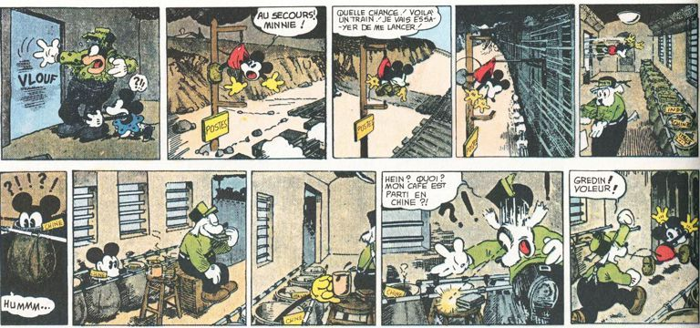 Tous les albums de Mickey - Page 2 Mickey12