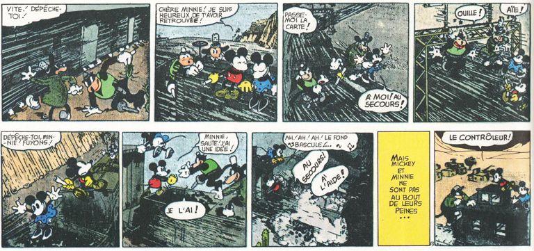 Tous les albums de Mickey - Page 2 Mickey13