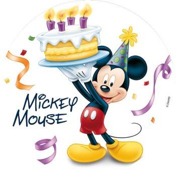 Bon anniversaire Draculea Mickey46