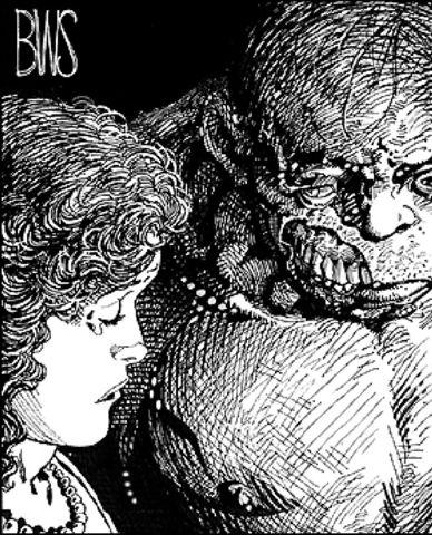 Barry Windsor-Smith entre l'art et les comic-books Monste11