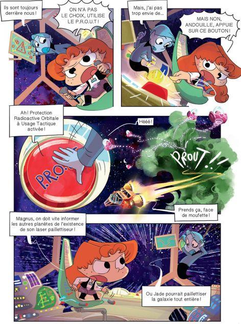 Bandes dessinées pour enfants - Page 3 Mortel13