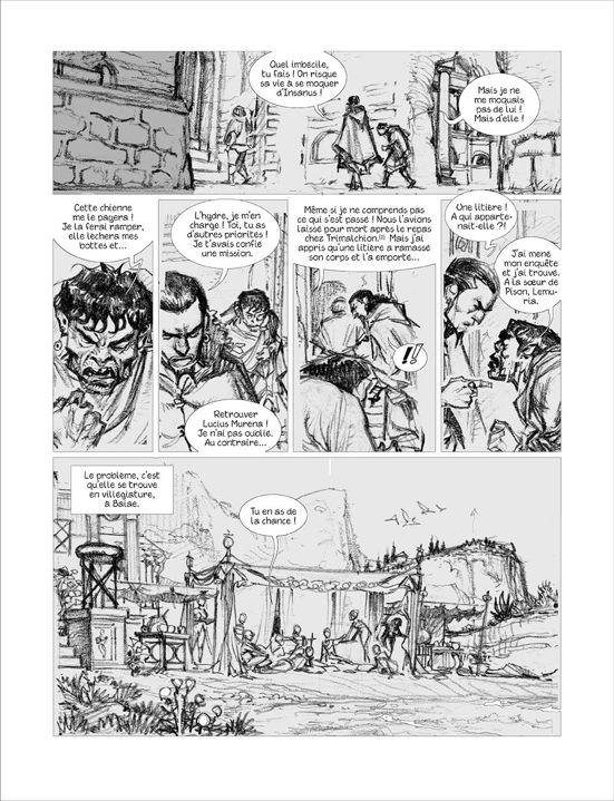 Murena a t-il remplacé Alix ? - Page 9 Murena11
