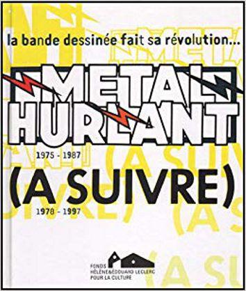 Métal Hurlant et Jean-Pierre Dionnet Mzotal10