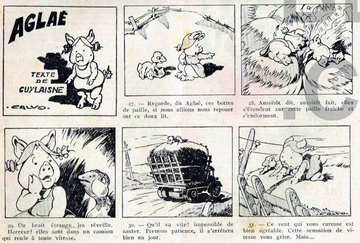 Calvo ou le talent protéiforme - Page 17 Nouvel15