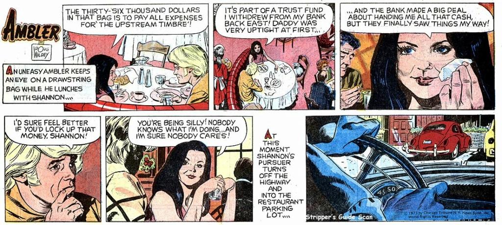 Rio et autres BD de Doug Wildey - Page 2 Obscur13