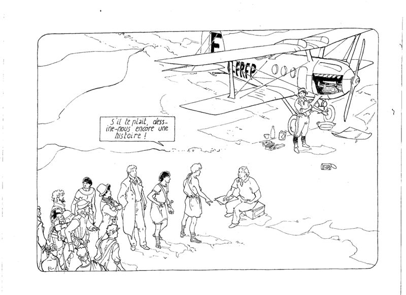 50 ans avec Jacques Martin - Page 13 Olivie13